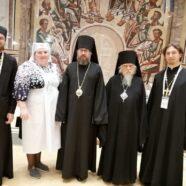 Сестры милосердия из Саранска продолжают работу в рамках X Общецерковного съезда по социальному служению