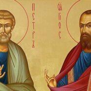 Протоиерей Андрей Копейкин поздравил верующих с началом Петрова поста