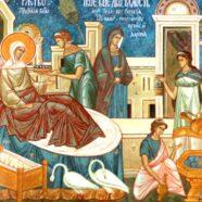 Протоиерей Олег Копылов поздравил верующих с праздником Рождества Пресвятой Владычицы нашей Богородицы и Приснодевы Марии