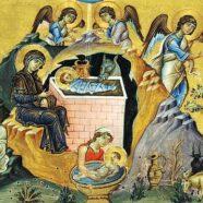 Протоиерей Андрей Копейкин поздравил верующих с праздником Рождества Господа Бога и Спаса нашего Иисуса Христа