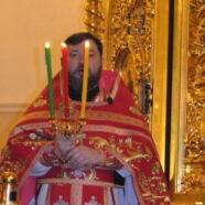 Протоиерей Андрей Копейкин поздравил верующих с праздником Пасхи Христовой