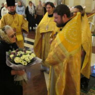 Протоиерея Андрея Копейкина поздравили с Днем тезоименитства
