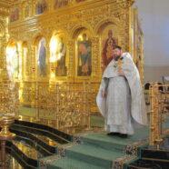 Протоиерей Андрей Копейкин поздравил верующих с праздником Крещения Господня