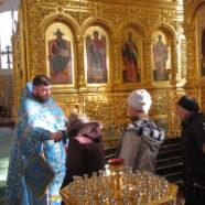 Протоиерей Андрей Копейкин поздравил верующих с праздником Сретения Господня