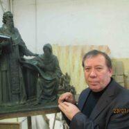Скульптор Николай Михайлович Филатов
