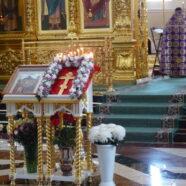 «Крест является символом нашего спасения»
