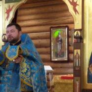 Протоиерей Андрей Копейкин поздравил верующих с праздником Покрова Божией Матери