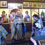 Приход храма иконы Божией Матери «Всех скорбящих Радость» отметил престольный праздник