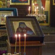 «Монашеская добродетель святых подвижников пусть послужит для нас духовным примером»