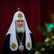 Рождественское обращение Святейшего Патриарха Кирилла к телезрителям