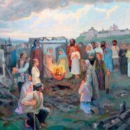 СЛОВО НА ДЕНЬ ПРАЗДНОВАНИЯ КАЗАНСКОЙ ИКОНЫ БОЖИЕЙ МАТЕРИ