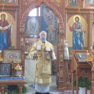 В день памяти своего святого духовника митрополит Саранский и Мордовский Зиновий совершил Божественную литургию